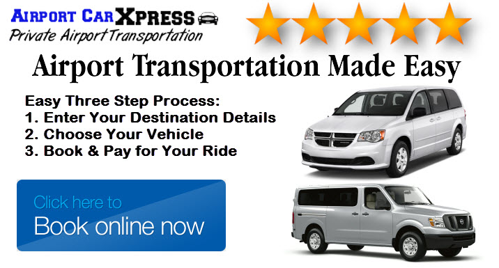 Airport Transportation – Cleveland's #1 Airport Shuttle & Taxi Service