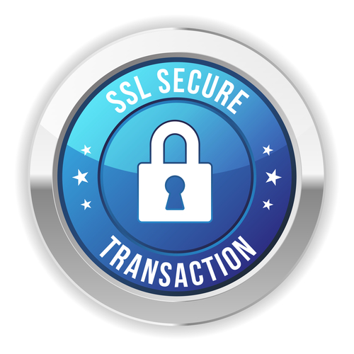 ssl secured transaction
